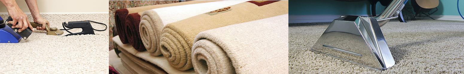 bannersin carpet