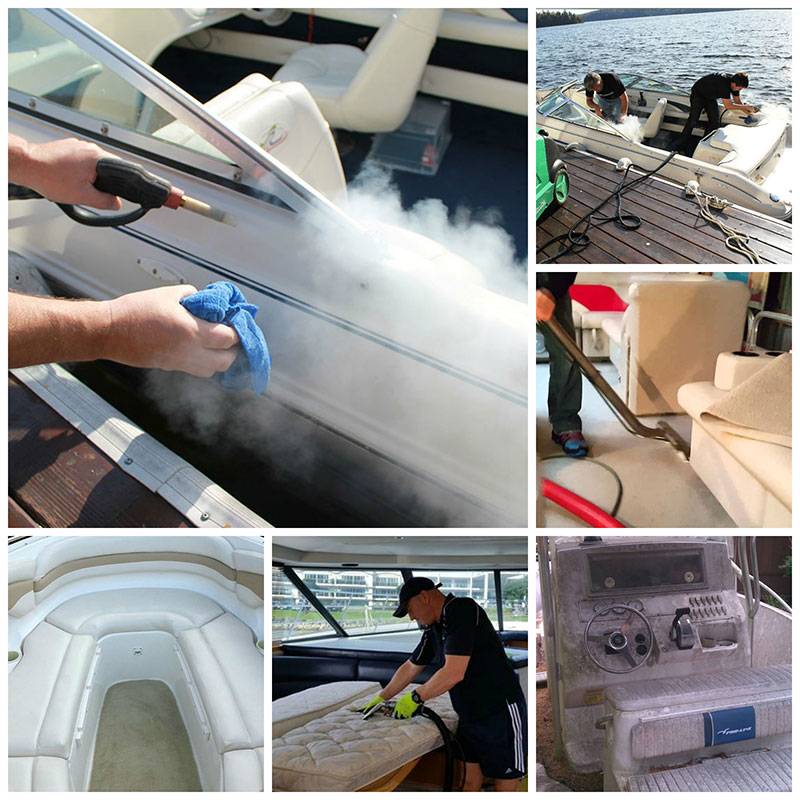 Comprehensive Boat Cleaning Services Baldwin Carpet